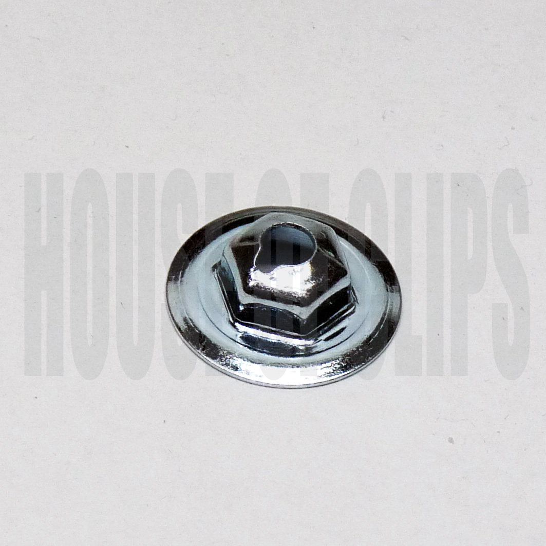 #10 Washer Lock Nut