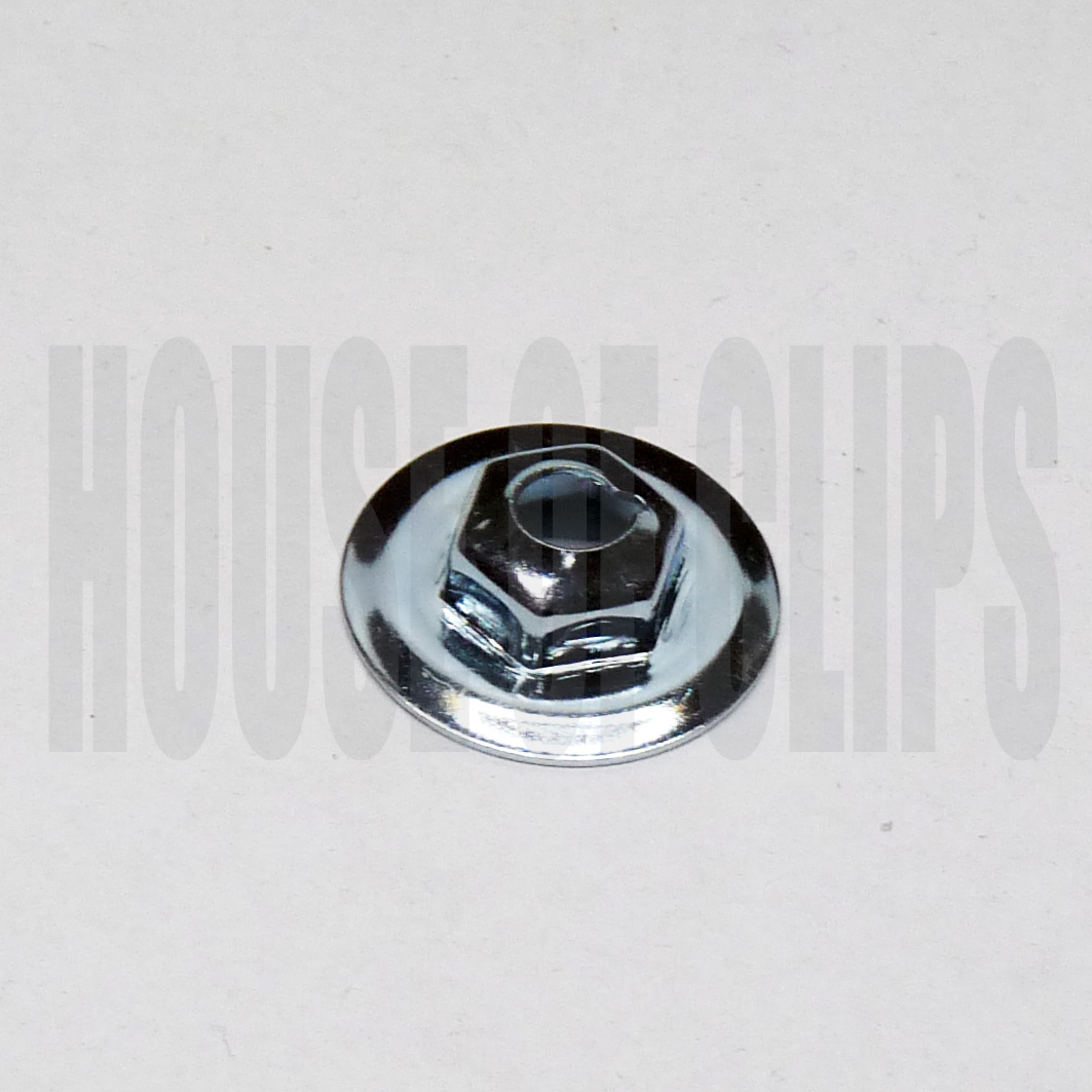 #12 Washer Lock Nut