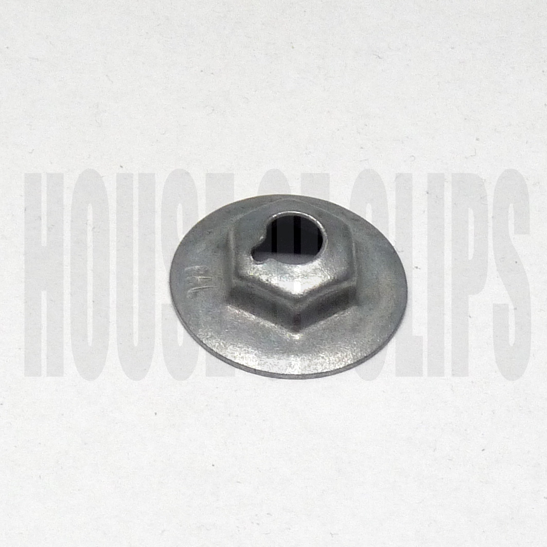 "1/4"" Washer Lock Nut"