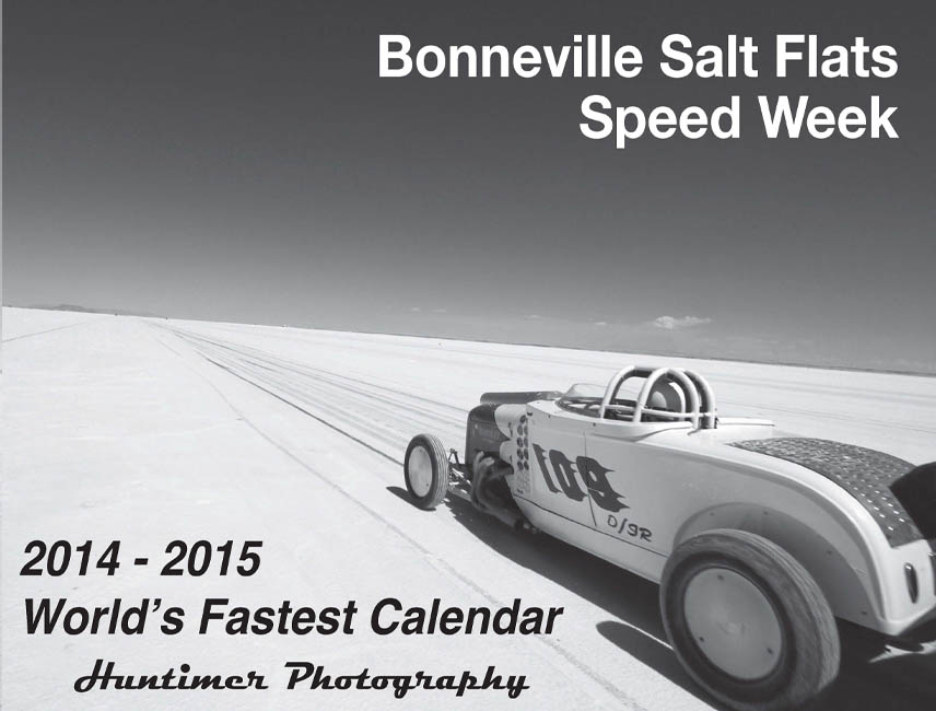 Bonneville Speed Week Calendar